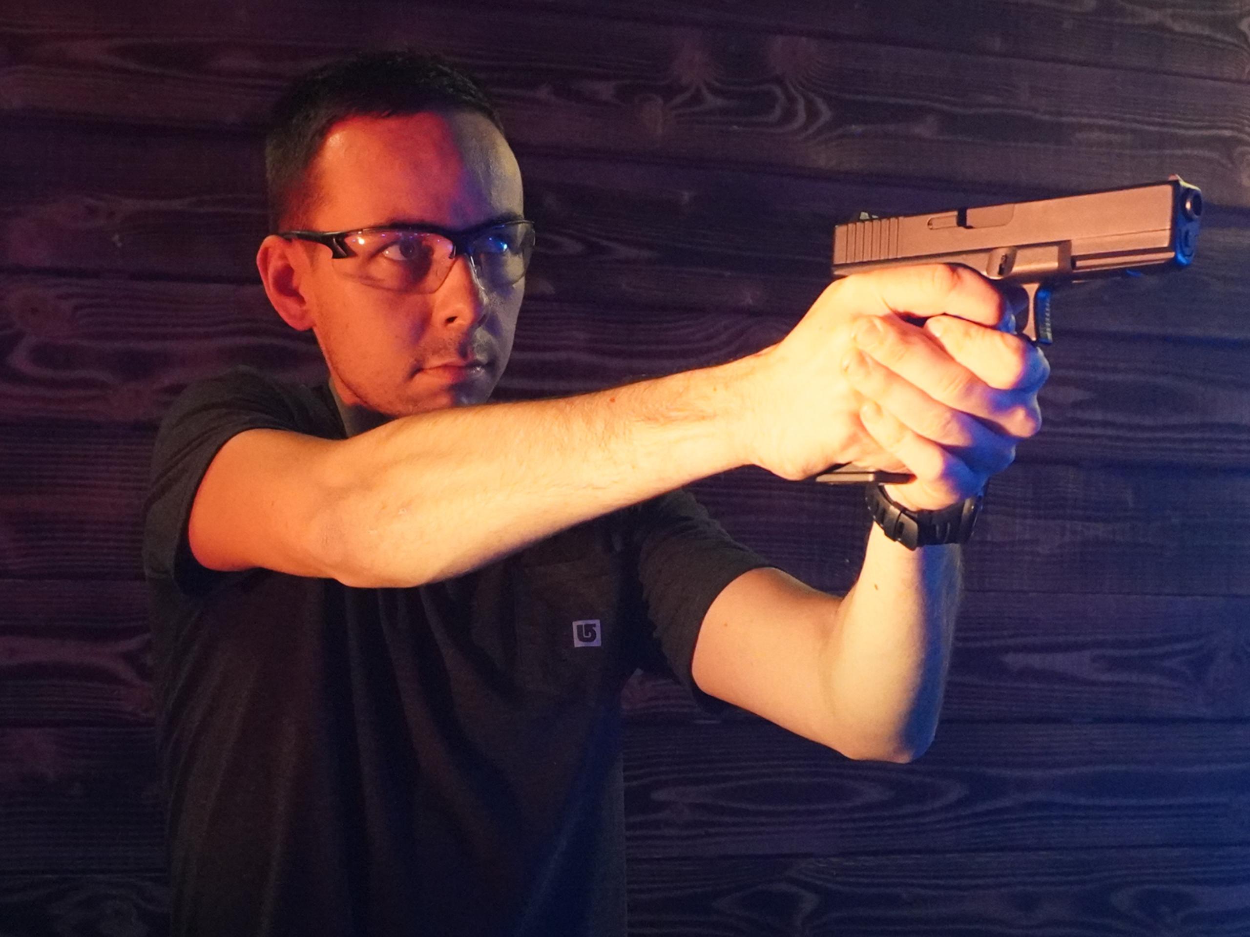 Yeti-gullegem airsoft pistol